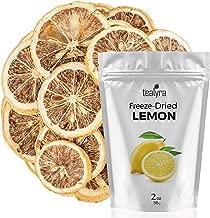 Best freeze dried lemon Reviews