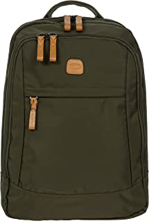 Bric's X-bag/X-travel 2.0 Metro Laptop|tablet Business Backpack, Olive (green) - BXL44649-310