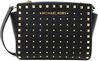 Michael Kors Women's Selma Stud Mini Crossbody Bag