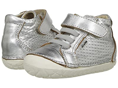 Old Soles Pave Cheer (Infant/Toddler) (Silver) Girls Shoes