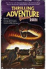 Thrilling Adventure Yarns 2021 Kindle Edition