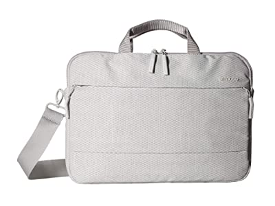 Incase 13 City Brief w/ Diamond Ripstop (Cool Gray) Briefcase Bags