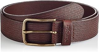 Wrangler Carved Belt Cinturón para Hombre