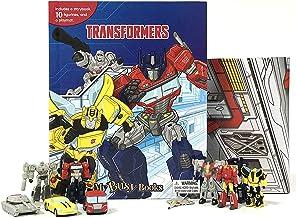 My Busy Book : Hasbro Transformer