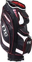 TTD TIANTIANDA Golf Cart Bag,7lb, EGHandy-9, 14 Way Full Length Divider, 10 Pockets