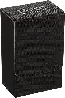 Ultimate Guard Tarot Flip Deck Case 70+ Xenoskin, Black