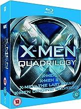 X-Men Quadrilogy (X-Men / X2: X-Men United / X-Men: The Last Stand / X-Men Origins: Wolverine)