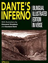 Dante's Inferno (Illustrated): Bilingual Illustrated Edition in Verse