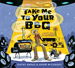 Take Me to Your BBQ (Hyperion Picture Book (eBook))