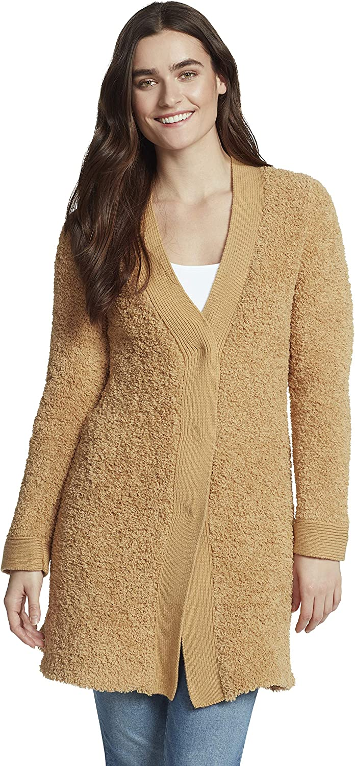 Vintage America Blues Women's Gypsy Sherpa Button Up Front Cardigan