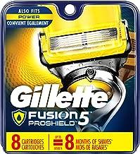 Gillette Fusion ProShield Men's Razor Blade Refills, 8 Count, Mens Razors / Blades (Packaging May Vary)