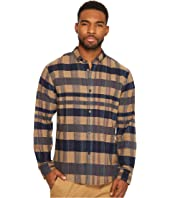 Publish - Roderick Multicolor Flannel Button Down
