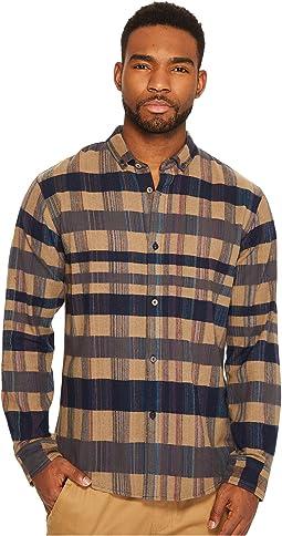 Publish - Roderick Multicolor Flannel Button Down