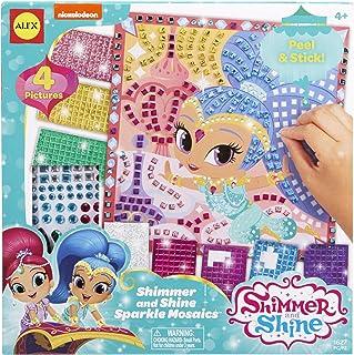 ALEX Toys Shimmer and Shine Sparkle Mosaics