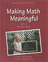 Best making math meaningful level 1 Reviews