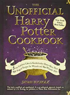 The Unofficial Harry Potter Cookbook: From Cauldron Cakes to Knickerbocker..