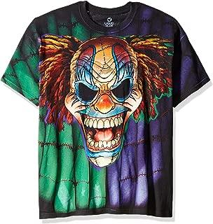 Fantasy Men's Evil Clown T-Shirt Black