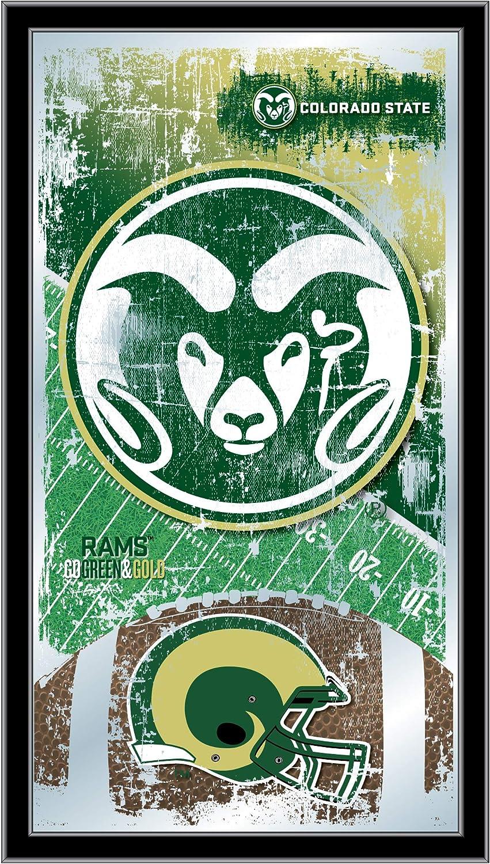 Holland Bar Stool Finally resale start Co. 55% OFF Colorado State HBS Rams Ha Football Framed