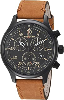 Expedition Field Strap Men's Chronograph Watch