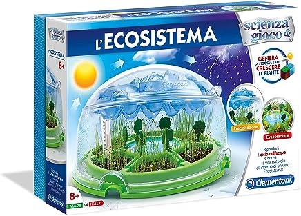 Clementoni 13907 Juguete y Kit de Ciencia para niños - Juguetes y Kits de Ciencia para