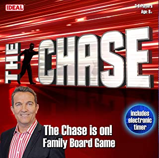 John Adams The Chase TV Show Game from Ideal