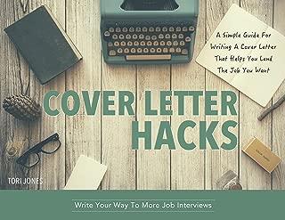 cover letter hacks