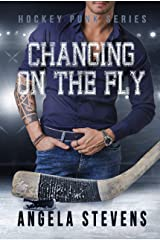 Changing On The Fly: Friends to Lovers Romance (Hockey Punk Series Book 1) Kindle Edition