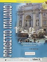 Nuovo Progetto Italiano: New Ed Quaderno Degli Esercizi 1 + CD-Audio (Level A1-A2)