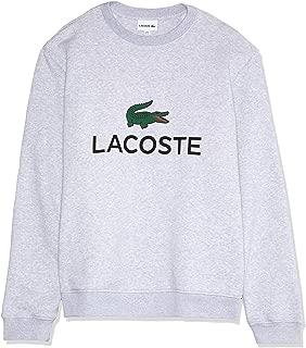 Lacoste Men's Crew Neck Logo Sweat