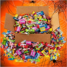 Halloween Candy - Trick or Treat - Bulk Candy - HUGE Candy Assortment Party Mix - 6.5 Pounds - OVER 350 Pieces of Individu...