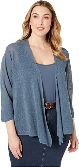 Plus Size Four-Way Cardy