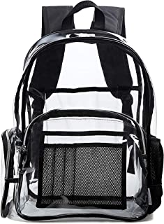 cool clear backpack