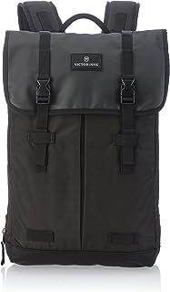 Victorinox Altmont 3.0 Flapover Laptop Backpack, Black (Black) - 0674204041109