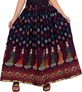 Samjhi Women's Long Skirt