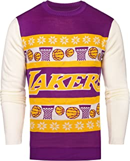 NBA Light Up Ugly Sweater