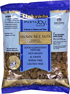 Tinkyada Pasta Joy Ready, Shell, Brown Rice, 16 oz