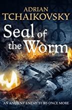 Seal of the Worm (Shadows of the Apt Book 10) (English Edition)