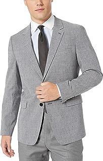 Men's Gansevoort Slubbed Summer Suit