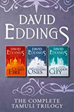 The Complete Tamuli Trilogy: Domes of Fire, The Shining Ones, The Hidden City