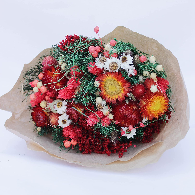 Outlet SALE Bundle of Joy Bouquet Popular Air-dried Preserved Flower R Wild Bunch