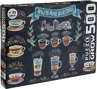 P500 Café Gourmet, Grow, Multicor