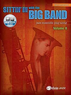 Sittin' in with the Big Band - Vol. 2