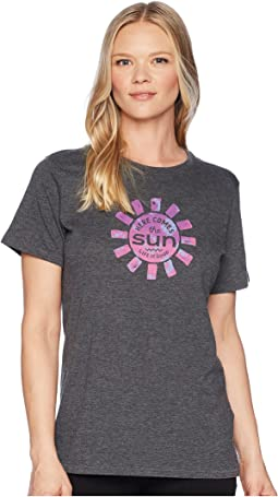 Here Comes The Sun Cool Tee