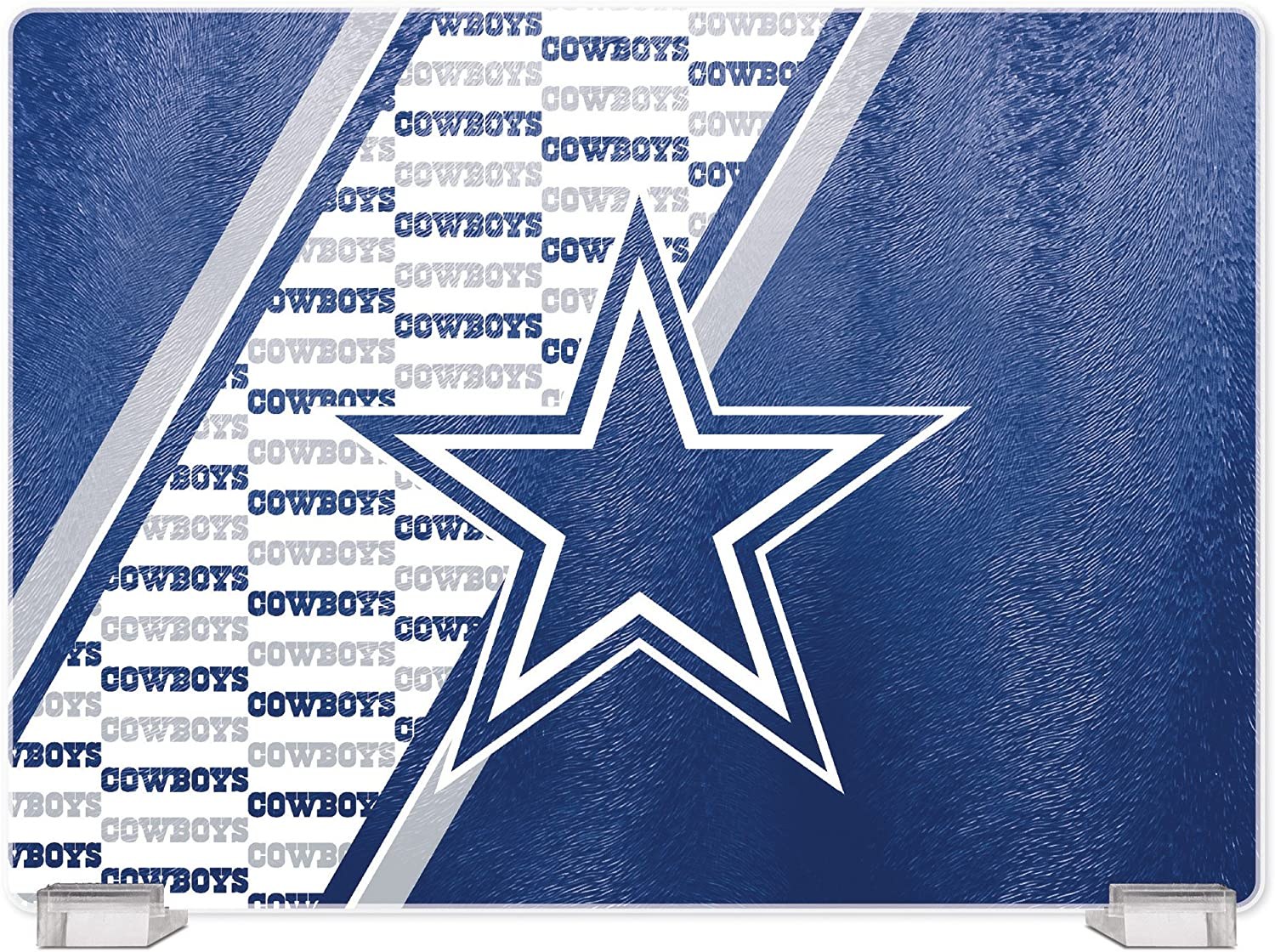 Duck House NFL Dallas Cowboys All stores are sold with favorite Cutting Glass Board Tempered