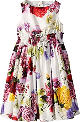 Floral Dress (Toddler/Little Kids)