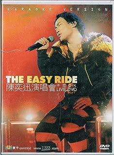 The Easy Ride Live Karaoke DVD Format By Eason Chan