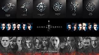 Best game of thrones posters online Reviews