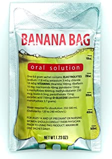 banana bag for hangover