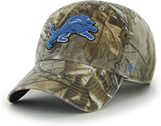 NFL '47 Big Buck Realtree Clean Up Camo Adjustable Hat