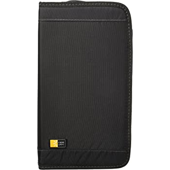Case Logic CD/DVDW-92 100 Capacity Classic CD/DVD Wallet (Black)